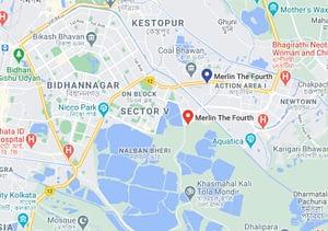 merlin location
