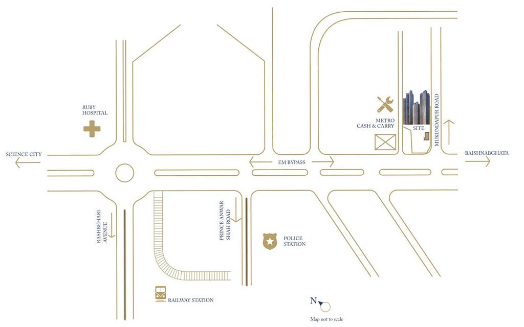location map avidipta 2